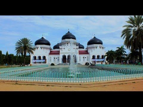 Mesjid Raya Baiturrahman - Banda Aceh