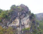 Batu Gantung Danau Toba