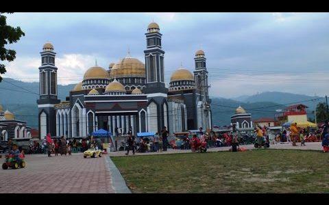 Lapangan Ahmad Yani - Taman Kota, Kutacane