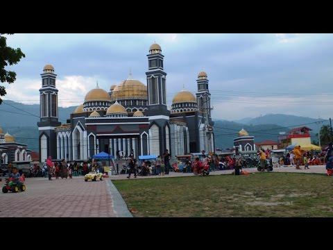 Lapangan Ahmad Yani, Taman Kota – Kutacane