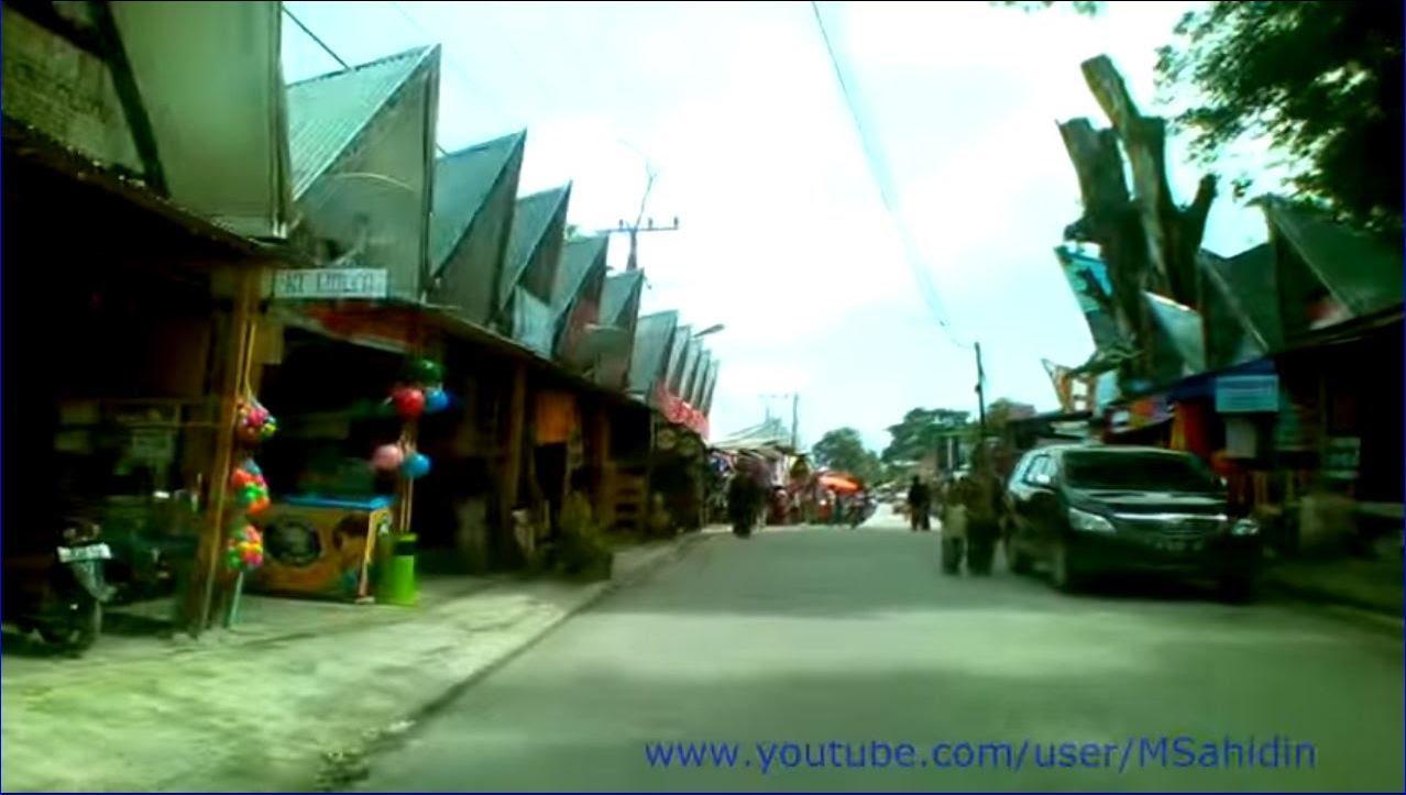 Trip to Tomok – Samosir Island