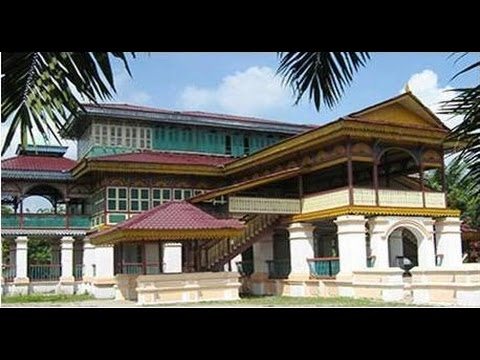 Istana Lima Laras Batu Bara