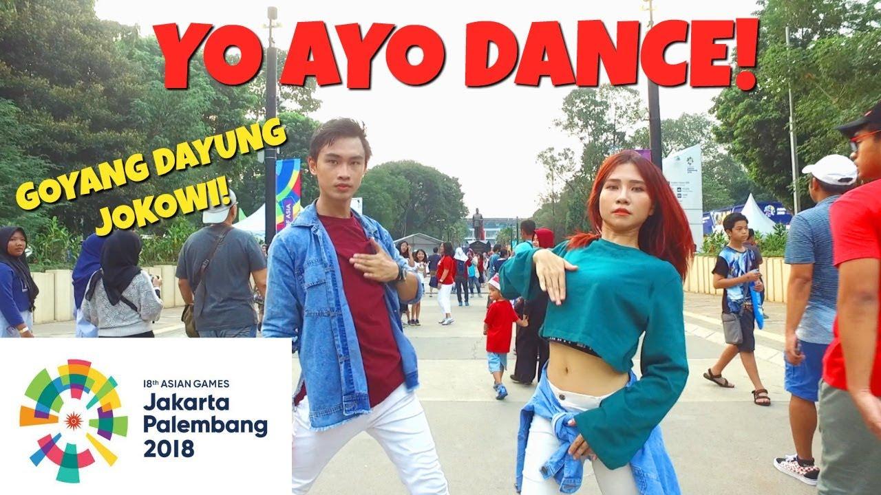 "Meraih Bintang ""Dance in Public"""