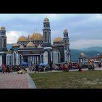 Lapangan Ahmad Yani, Taman Kota - Kutacane